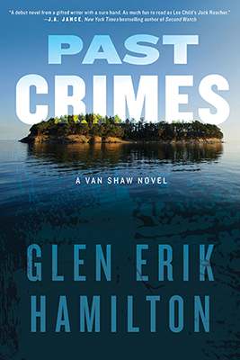 Glen Hamilton: Past Crimes