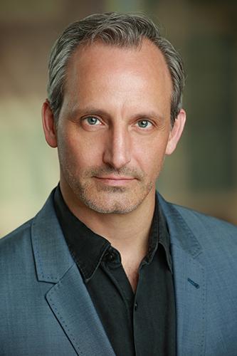 Author Glen Erik Hamilton